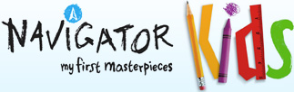 Navigator Kids - my first masterpieces